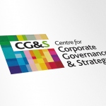 Logotipo Centre for Corporate Covernance & Strategy