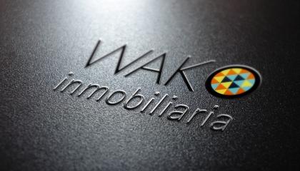 Logotipo Inmobiliaria Waco