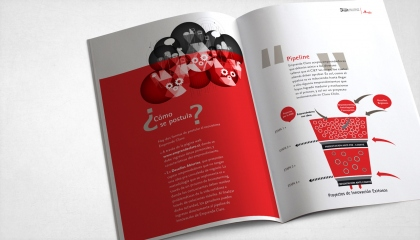 Interior Brochure Emprende CLARO