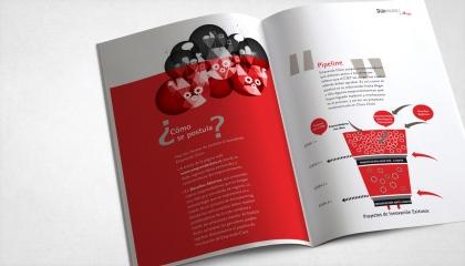 Interior Brochure Emprende CLARO