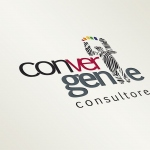 Logotipo Convergente