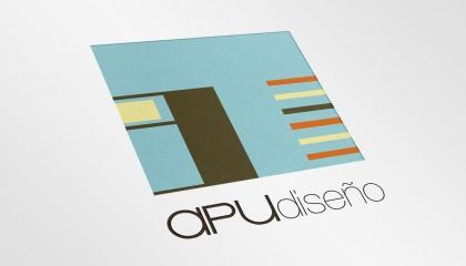 Logotipo APU Diseño