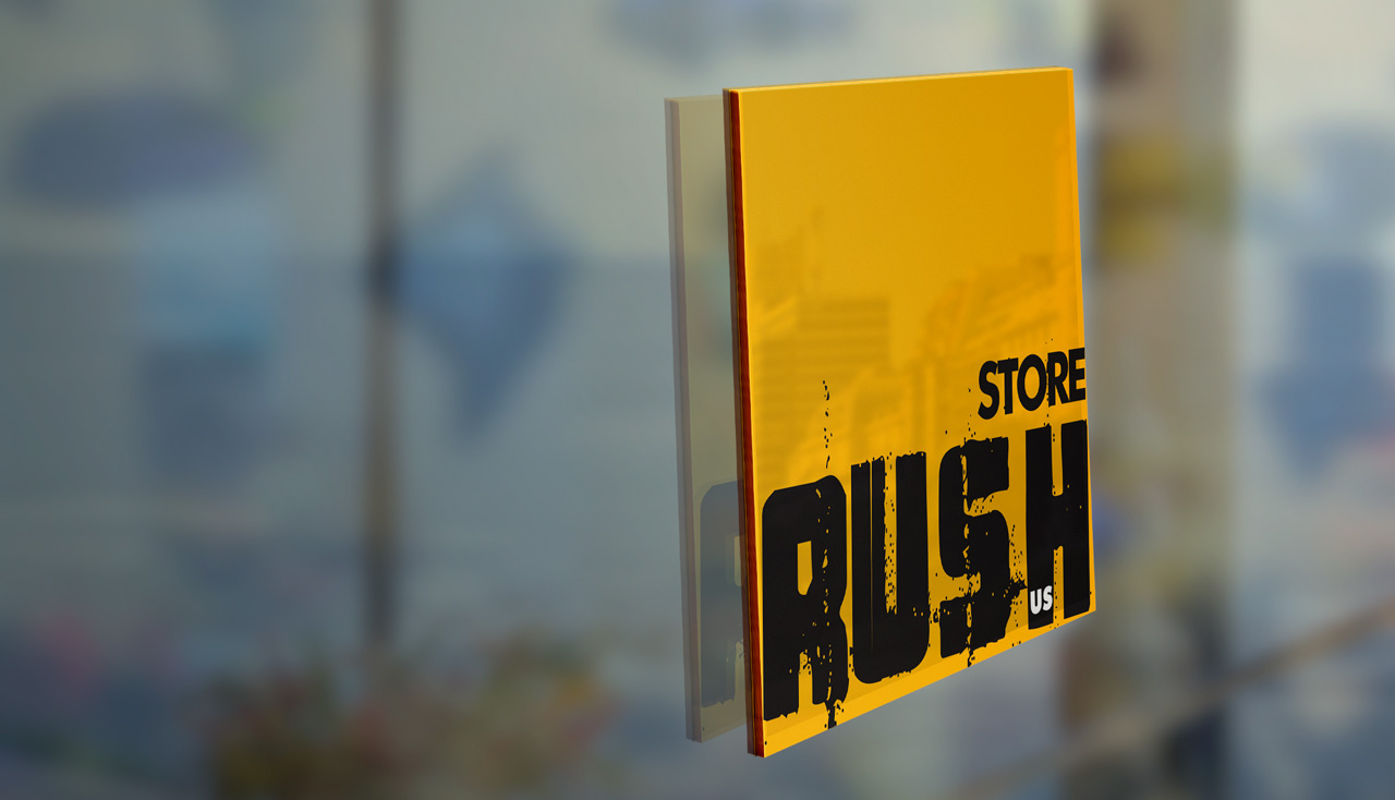Imagen Corporativa RUSH STORE US