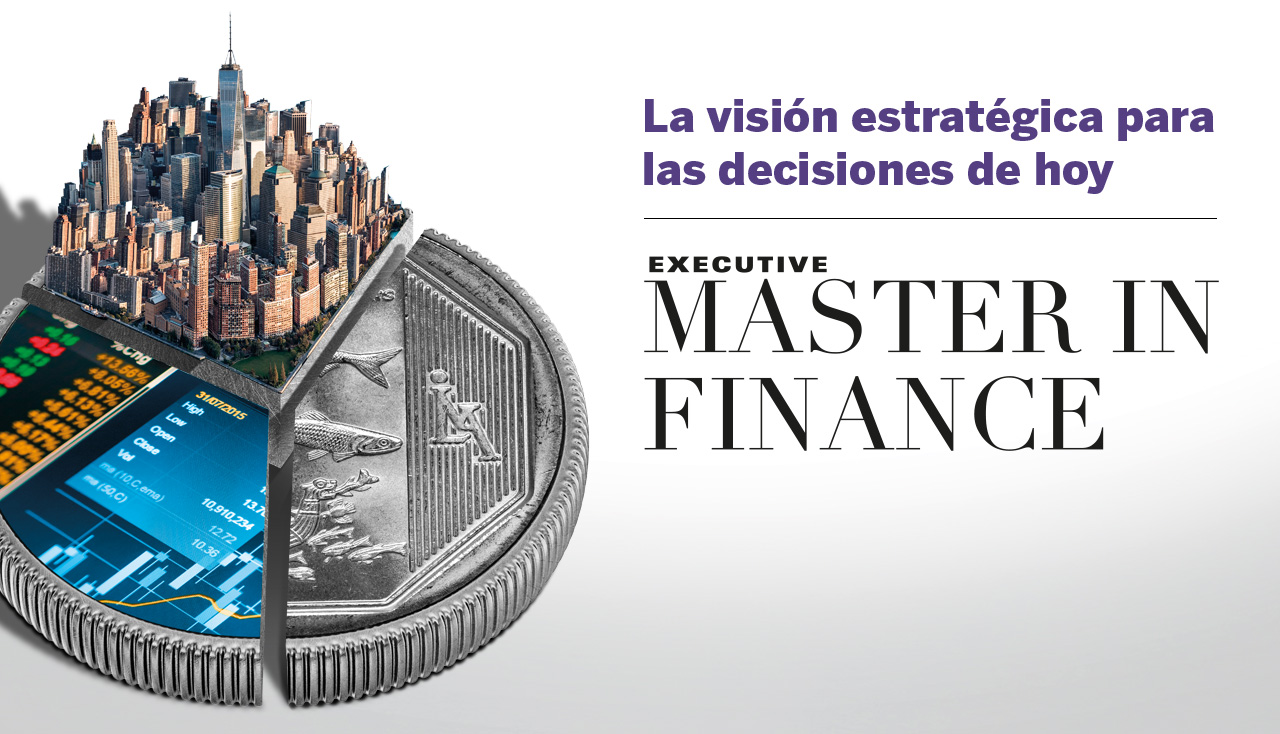 CAMPAÑA EXECUTIVE MASTER IN FINANCE